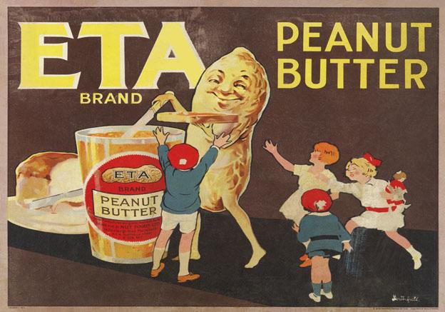 Easiest way to make Chicken Satay…Peanut butter! mmmmm ...